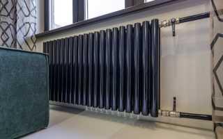 Теплоотдача радиаторов отопления: таблица изделий из разного металла по основным показателям
