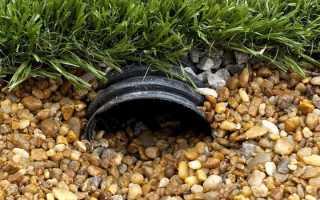 Дренажная канализация и ливневая канализация: виды и особенности