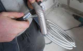 Труба гофрированная для отопления. Характеристики гофр из нержавеющей стали