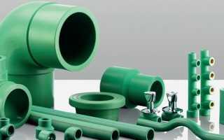 Фитинги для полипропиленовых труб: что это и как их использовать