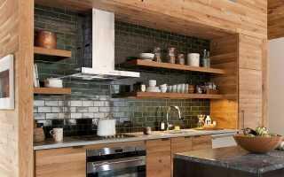 Как спрятать гофру на кухне от вытяжки. Как скрыть трубу от кухонной вытяжки