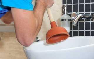 Средство для прочистки канализационных труб какое лучше. Разновидности