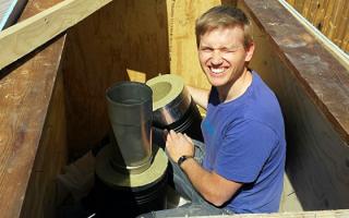 Термоизоляция для труб дымохода. Необходимость термоизоляции. Материалы