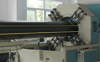 Полиэтиленовые трубы: сертификация и технология их производства