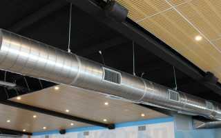 Скорость воздуха в воздуховоде: способы определения