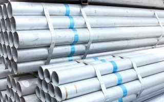 Водогазопроводные трубы стальные. Специальные требования ГОСТ 3262