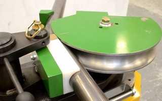Трубогиб для металлопластиковых труб и тонкостенных стальных: виды, применение