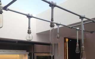 Металлические трубы для электропроводки: виды, применение, особенности