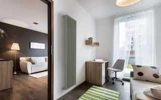 Радиаторы настенные вертикальные для дома, основные виды, преимущества и недостатки
