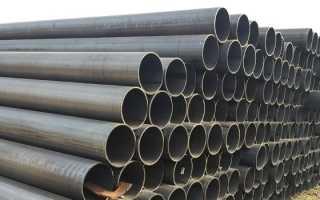 Труба тонкостенная стальная. Производство и технические характеристики