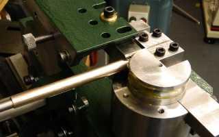 Дорновый трубогиб: конструкция, назначение, преимущества