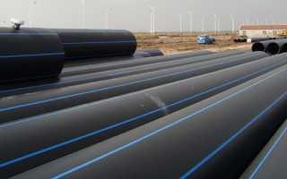 Полиэтиленовые трубы для водоснабжения: технические параметры и особенности
