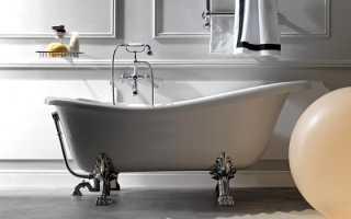 Сифон для ванны: виды, параметры выбора и монтаж