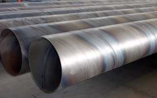 Труба стальная электросварная для систем отопления и водоснабжения