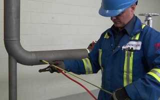 Саморегулирующий греющий кабель для водопровода. Выбор кабеля и подключение