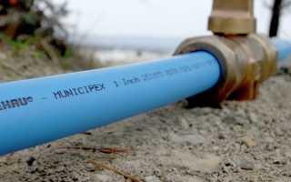 ПВХ трубы для водопровода: виды, соединение, особенности